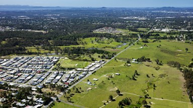 Go west for South East Queensland's best value land