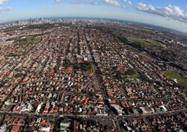 Australia's growing population underpins the property market