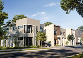 The rise of the townhouse – a new era for Melbourne housing