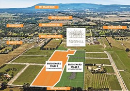 Rosehill - Stage 1