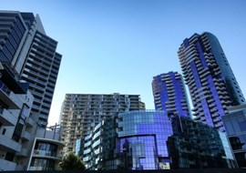Melbourne new apartment sizes shrinking again