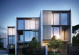 Parkville by Oliver Hume